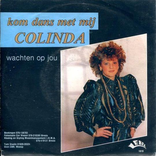 Coverafbeelding Kom Dans Met Mij Colinda - Colinda