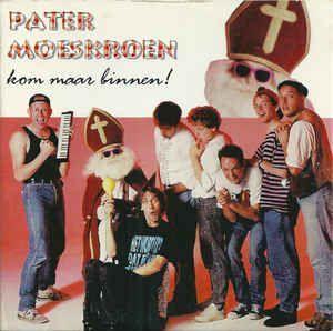 Coverafbeelding Kom Maar Binnen! - Pater Moeskroen