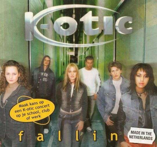 Coverafbeelding Falling - K-Otic
