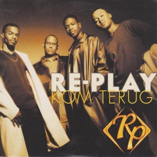 Coverafbeelding Kom Terug - Re-play