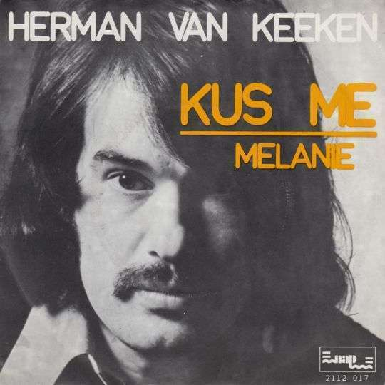 Coverafbeelding Kus Me - Herman Van Keeken