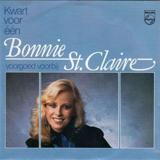 Coverafbeelding Kwart Voor �n - Bonnie St. Claire