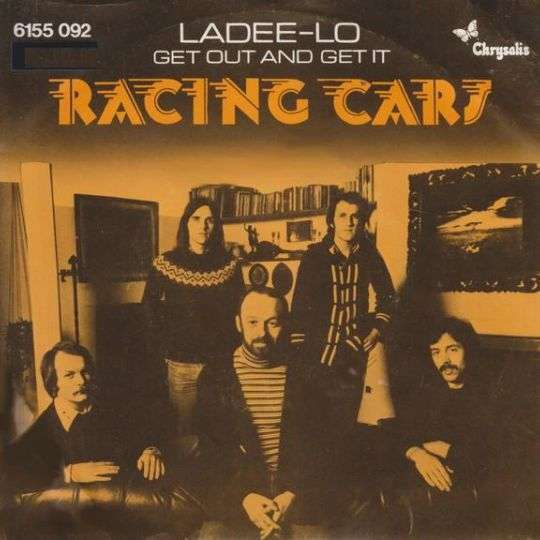 Coverafbeelding Ladee-lo - Racing Cars