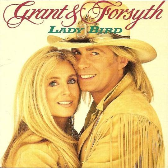 Coverafbeelding Lady Bird - Grant & Forsyth