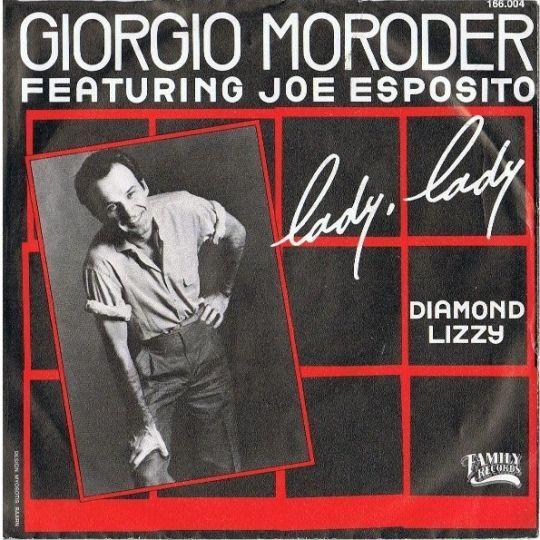 Coverafbeelding Lady, Lady - Giorgio Moroder Featuring Joe Esposito