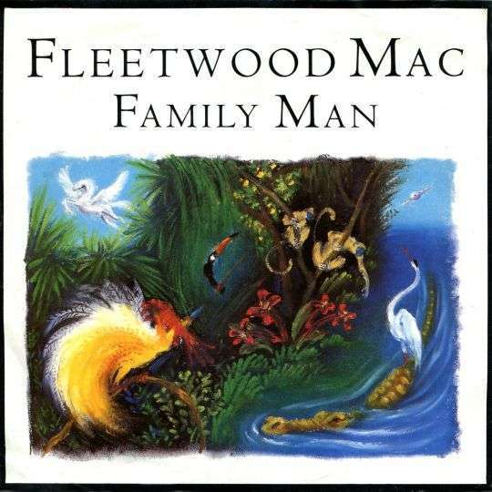 Coverafbeelding Family Man - Fleetwood Mac
