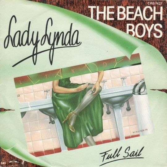 Coverafbeelding Lady Lynda - The Beach Boys