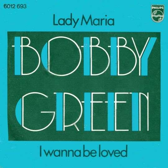 Coverafbeelding Bobby Green - Lady Maria