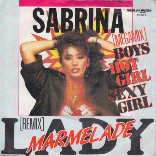 Coverafbeelding Lady Marmelade (Remix) - Sabrina