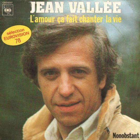 Coverafbeelding Jean Vallée - L'amour Ça Fait Chanter La Vie