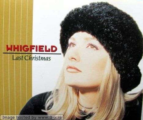 Coverafbeelding Last Christmas - Whigfield