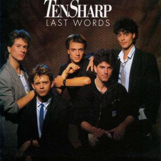 Coverafbeelding Last Words - Ten Sharp