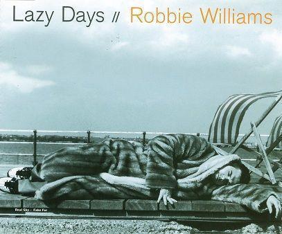 Coverafbeelding Robbie Williams - Lazy Days
