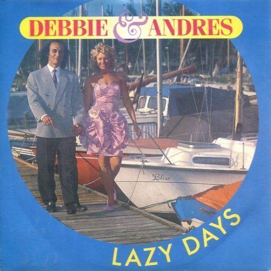 Coverafbeelding Lazy Days - Debbie & Andres