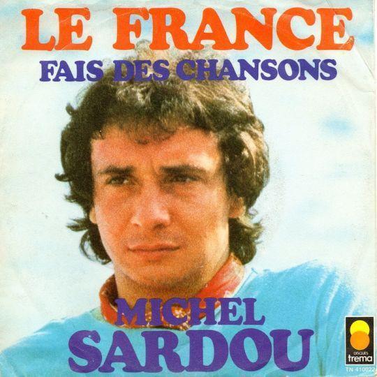 Coverafbeelding Le France - Michel Sardou