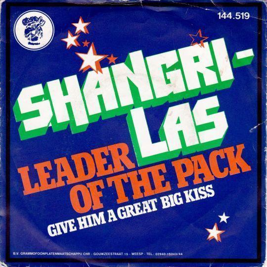Coverafbeelding Leader Of The Pack - Shangri-Las