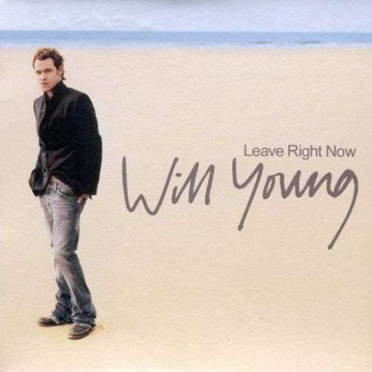 Coverafbeelding Leave Right Now - Will Young