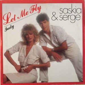 Coverafbeelding Let Me Fly - Saskia & Serge