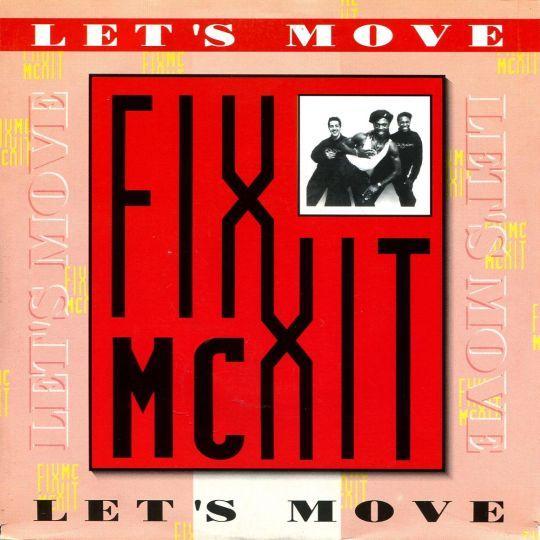 Coverafbeelding Let's Move - Mc Fixxit