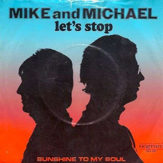 Coverafbeelding Let's Stop - Mike And Michael