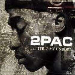 Coverafbeelding Letter 2 My Unborn - 2pac