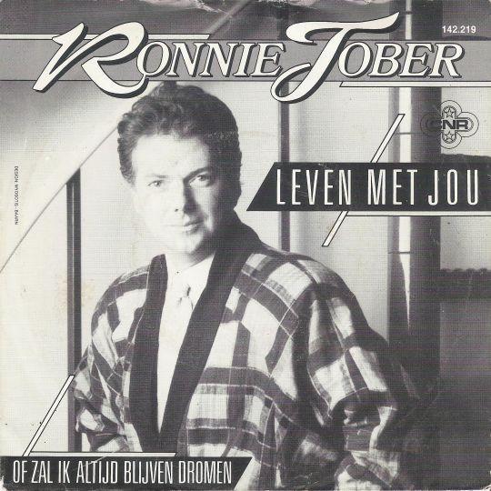 Coverafbeelding Leven Met Jou - Ronnie Tober