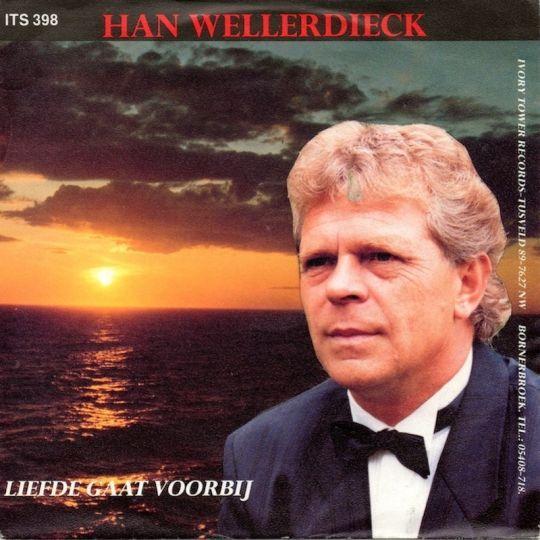Coverafbeelding Liefde Gaat Voorbij - Han Wellerdieck