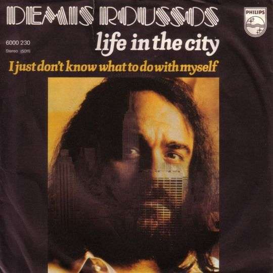 Coverafbeelding Life In The City - Demis Roussos