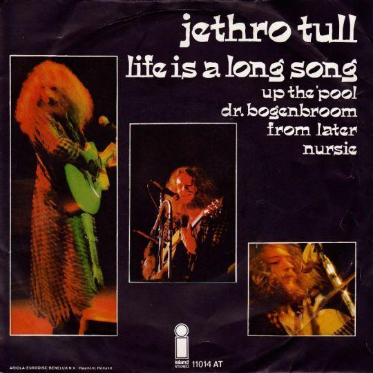 Coverafbeelding Jethro Tull - Life Is A Long Song
