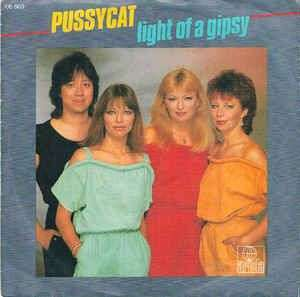 Coverafbeelding Light Of A Gipsy - Pussycat