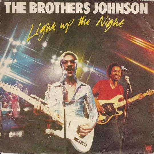 Coverafbeelding Light Up The Night - The Brothers Johnson