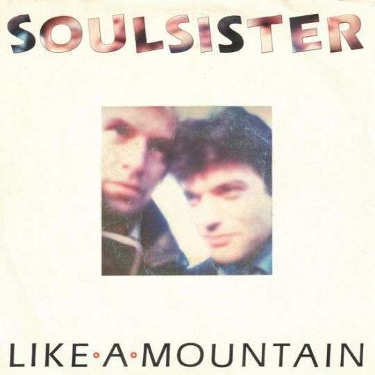 Coverafbeelding Like A Mountain - Soulsister