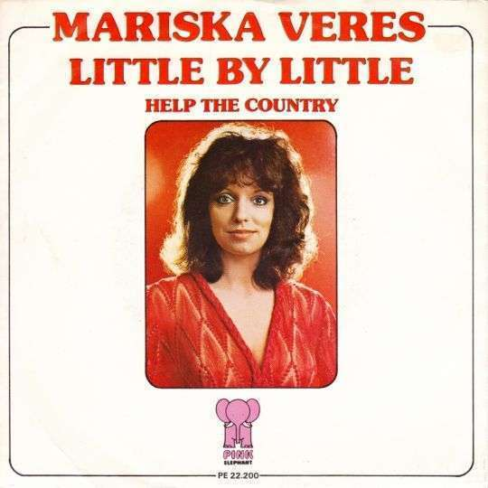 Coverafbeelding Little By Little - Mariska Veres