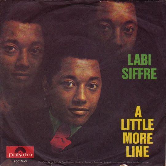 Coverafbeelding A Little More Line - Labi Siffre