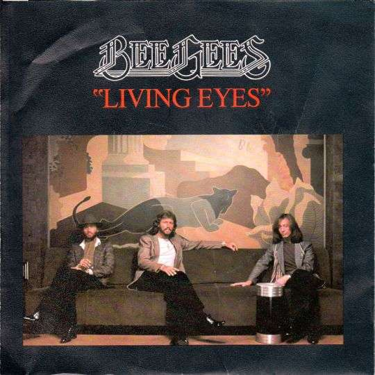 Coverafbeelding Living Eyes - Bee Gees