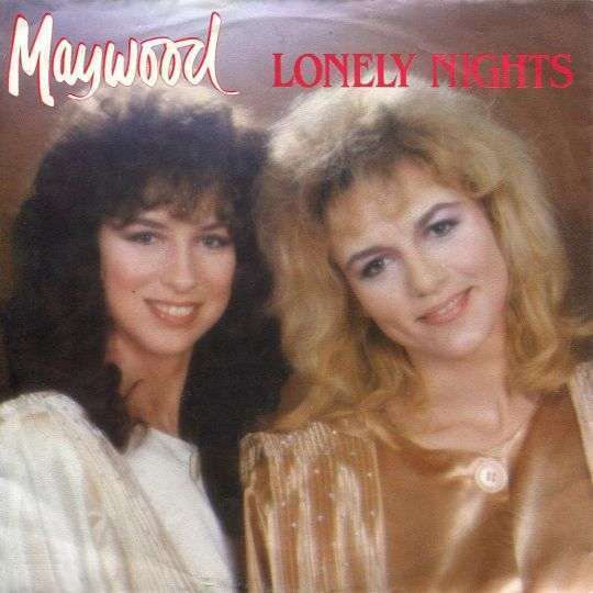 Coverafbeelding Lonely Nights - Maywood
