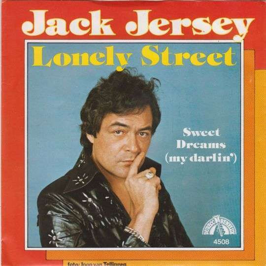 Coverafbeelding Lonely Street - Jack Jersey