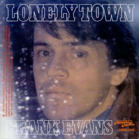 Coverafbeelding Lonely Town - Frank Evans