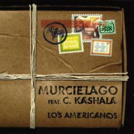 Coverafbeelding Murcielago feat. C. Kashala - Los Americanos