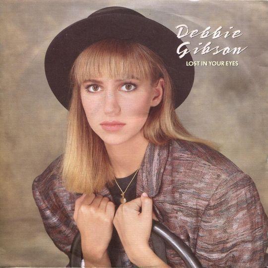 Coverafbeelding Lost In Your Eyes - Debbie Gibson