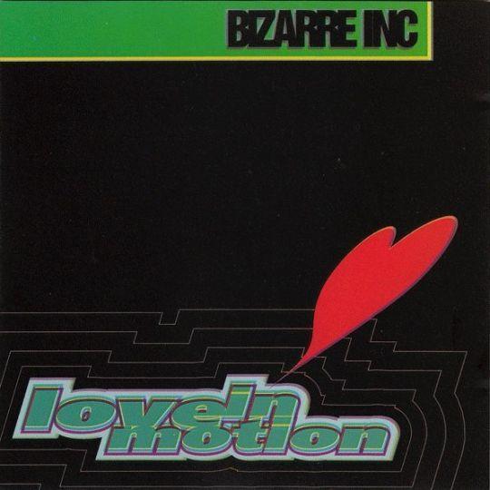 Coverafbeelding Bizarre Inc - Love In Motion