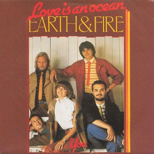 Coverafbeelding Love Is An Ocean - Earth & Fire
