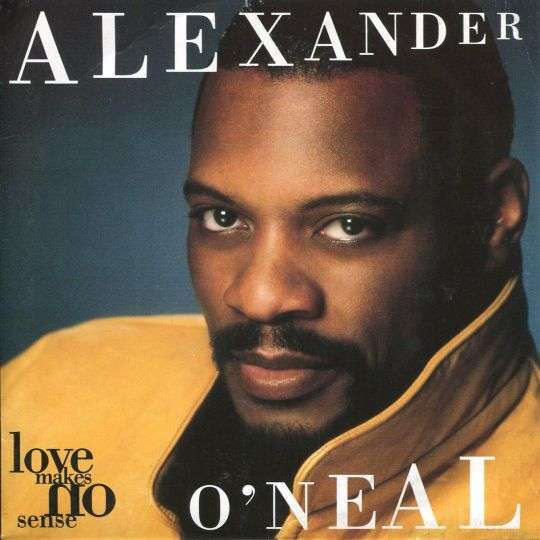 Coverafbeelding Love Makes No Sense - Alexander O'neal