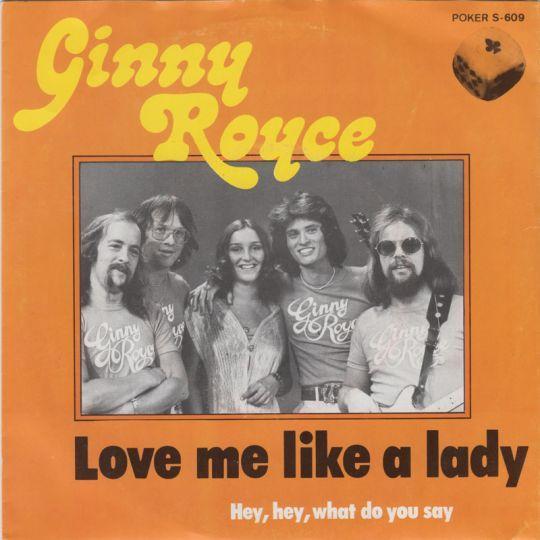 Coverafbeelding Ginny Royce - Love Me Like A Lady