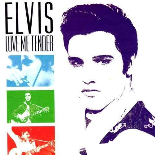Coverafbeelding Love Me Tender - Elvis