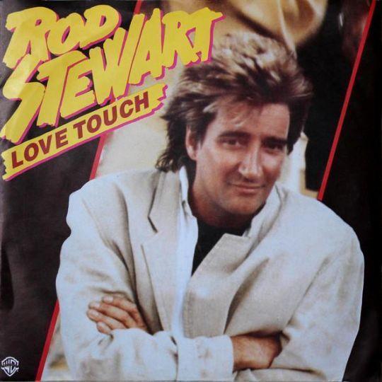 Coverafbeelding Rod Stewart - Love Touch