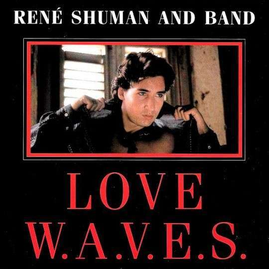 Coverafbeelding Love W.a.v.e.s. - René Shuman And Band