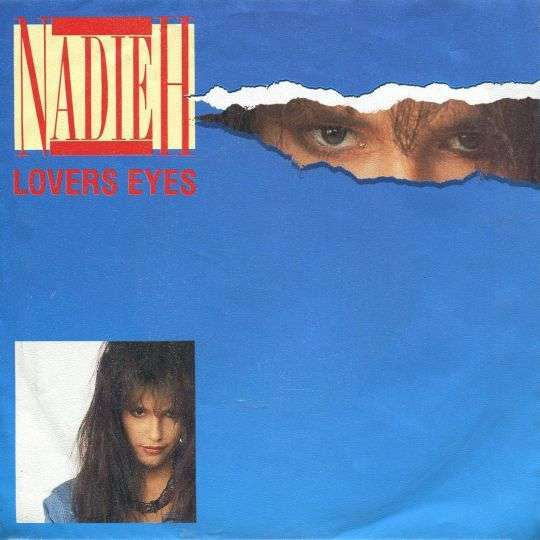 Coverafbeelding Lovers Eyes - Nadieh