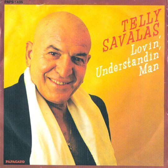 Coverafbeelding Telly Savalas - Lovin' Understandin' Man
