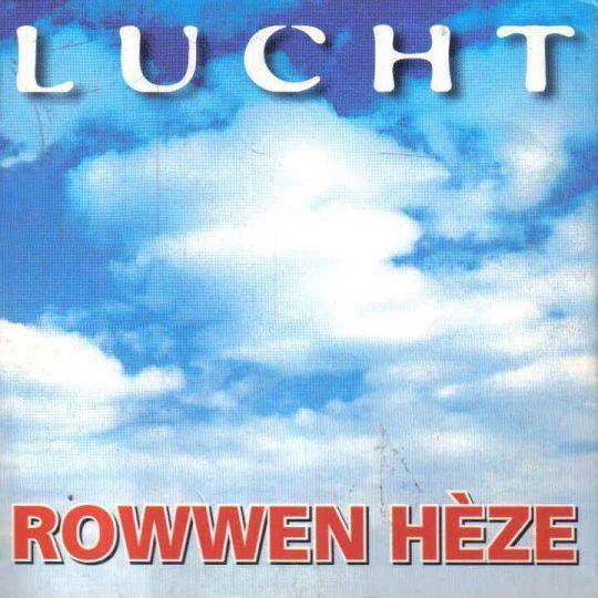 Coverafbeelding Lucht - Rowwen Hèze